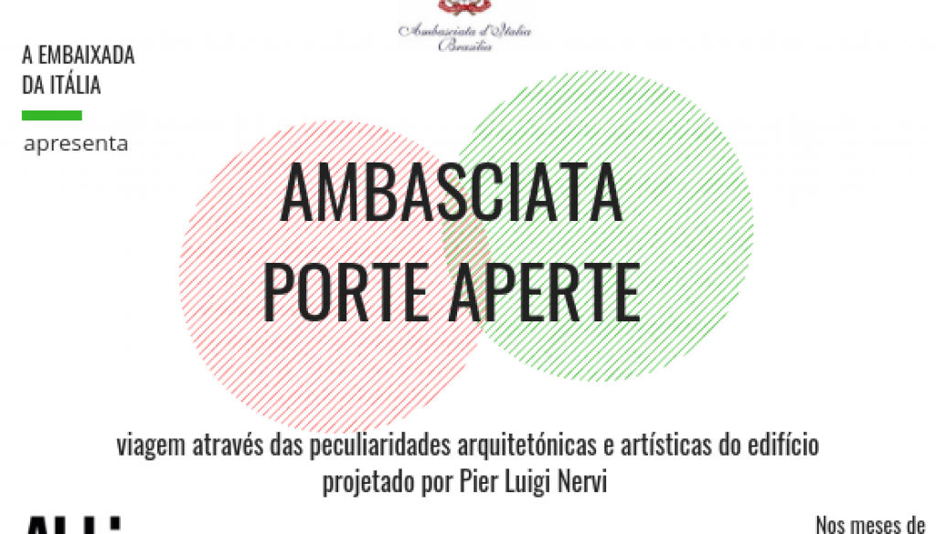 AMBASCIATA PORTE APERTE
