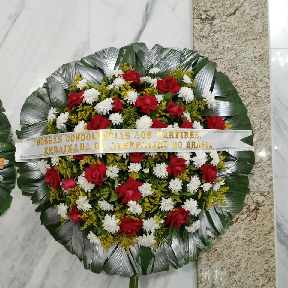 AzerbaijãoHomenagem