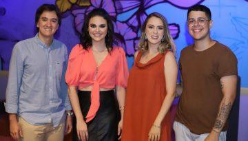 Caio Lages, Gabriella Castanheira, Gabriella Sales e Rafael Gaudêncio (2)