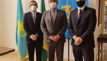 CazaquistãoEtica