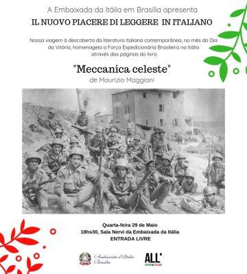 Convite 29 maio 2019_Il Piacere di Leggere