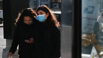 As Worries Over Spread Of Coronavirus Spreads, Businesses In New York's Chinatown Are Selling Out Of Disposable Face Masks