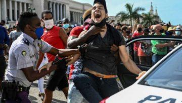 CubaProtesto