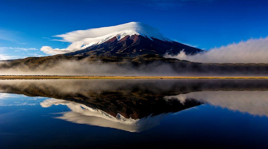 Amazing,Cotopaxi,Volcano,,Ecuador,,South,America