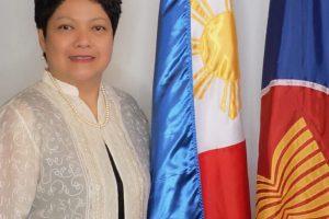 Embaixadora das Filipinas no Brasil, Marichu Mauro