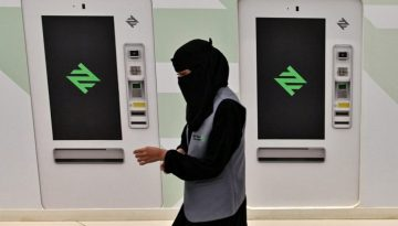 SAUDI-TRANSPORT-RAIL-METRO