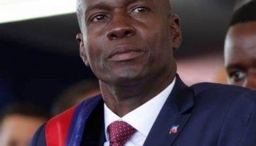 HaitiJovenelMoise