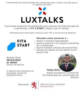LuxemburgoTalks