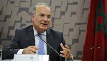 GPARBMAR - Grupo Parlamentar Brasil-Marrocos