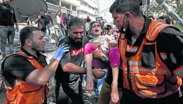 PalestinaConflito