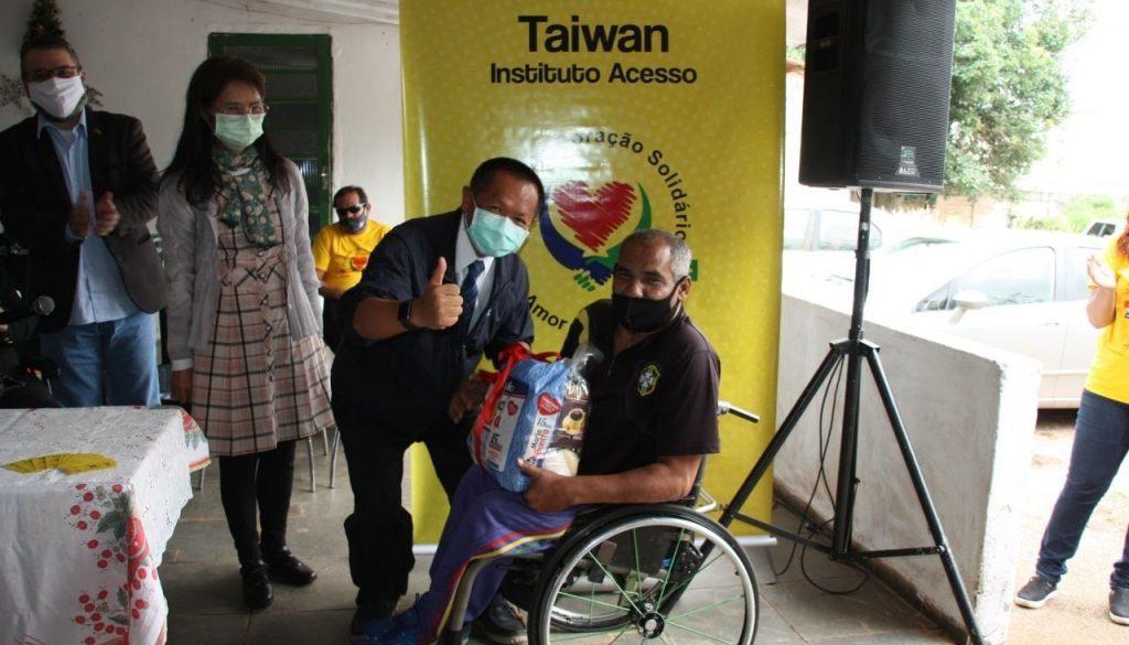TaiwanDoação