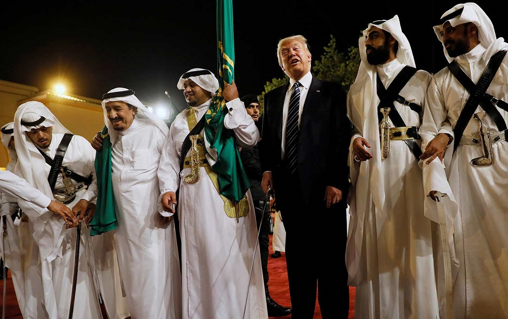 TrumpArabia