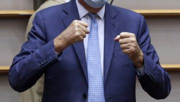 Negociador da União Europeia para o Brexit, Michel Barnier