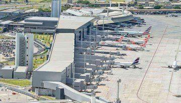 GERAL035Aeroporto de ConfinsCrédito: BH Airport / Divulgação
