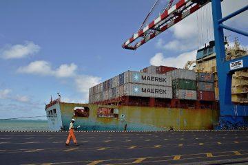 DJIBOUTI-ECONOMY-TRANSPORT
